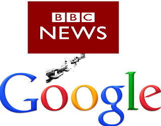 BBC News and Google