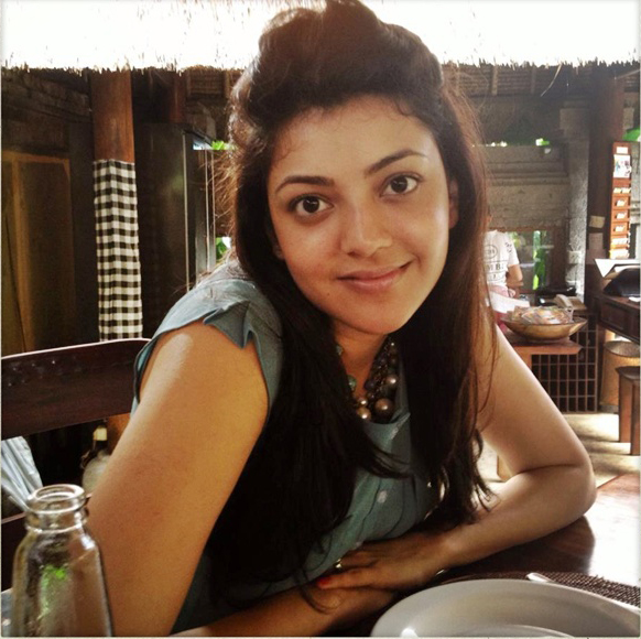 Kajal agarwal latest personal photos
