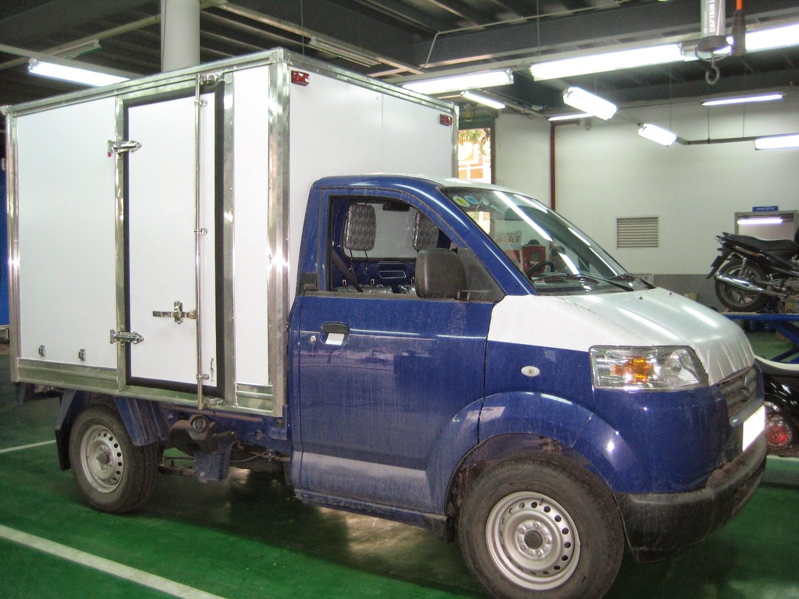 mua xe tải Suzuki ở đâu ảnh số 3