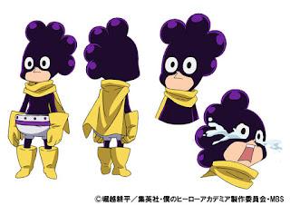 Projekt postaci Minoru Mineta