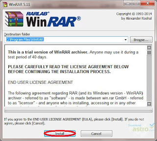 WinRar 4.10 32Bits & 64 Bits Cover Photo