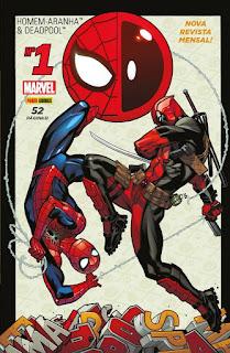 Spider Man / Deadpool 1 and Deadpool & The Mercs for Money (Homem-Aranha e Deadpool 1)