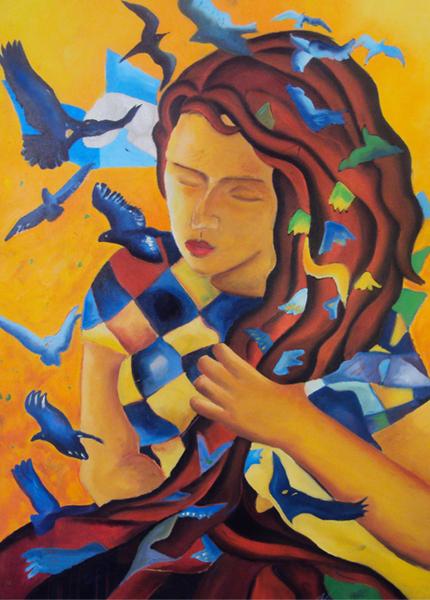 Bruno Netto e suas pinturas ~ Pintor português