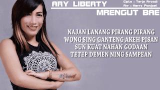 Lirik Lagu Mrengut Bae - Ary Liberty