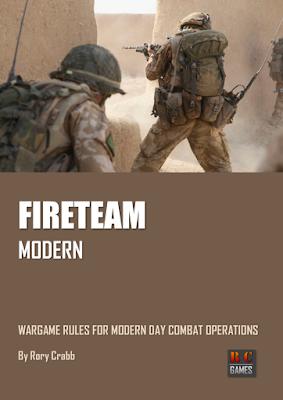 Fireteam Modern Rules