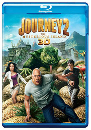 Journey 2 The Mysterious Island 2012 BluRay 300MB Hindi Dual Audio 480p