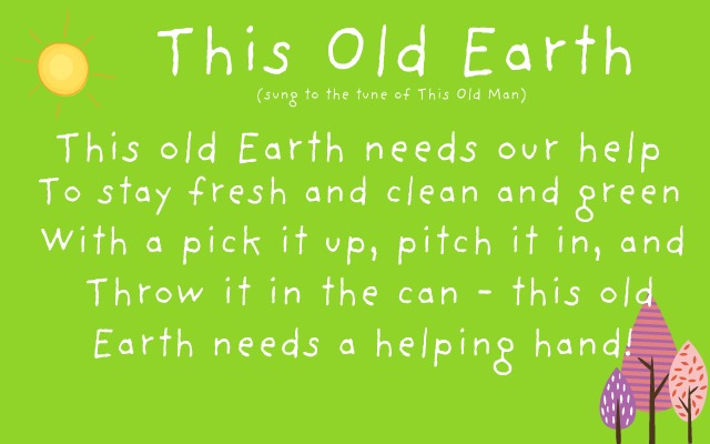 earth day poems for kids - photo #23