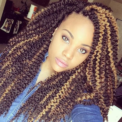 37 New Afro Crochet Braids Hairstyles Ponytails To Copy In 2019
