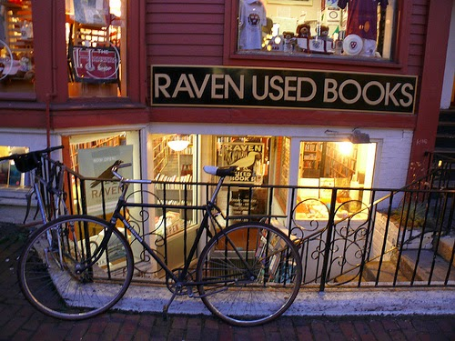 Raven Bookstore in Boston