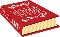 Image result for dictionary picture