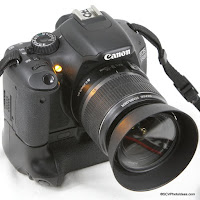 Canon EOS 550D / Rebel T2i / Kiss X4 Reference