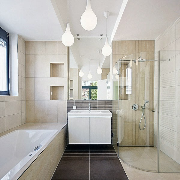Lampe Badezimmer Dachschräge 30 Cool Bathroom Ceiling Lights And Other Lighting Ideas