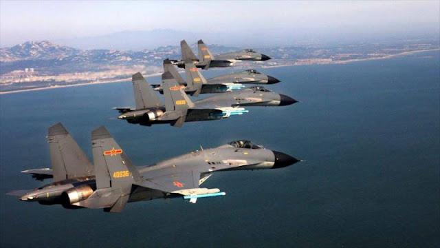 Un diario chino insta a Pekin a que se prepare para atacar a Taiwán