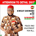 Singer, Kcee contesting for Anambra Governorship Election 2017 (Photo)