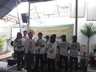 Dukungan Jokowi Ma'ruf Bertambah, Reliji NTB Siap Kawal Kemenangan