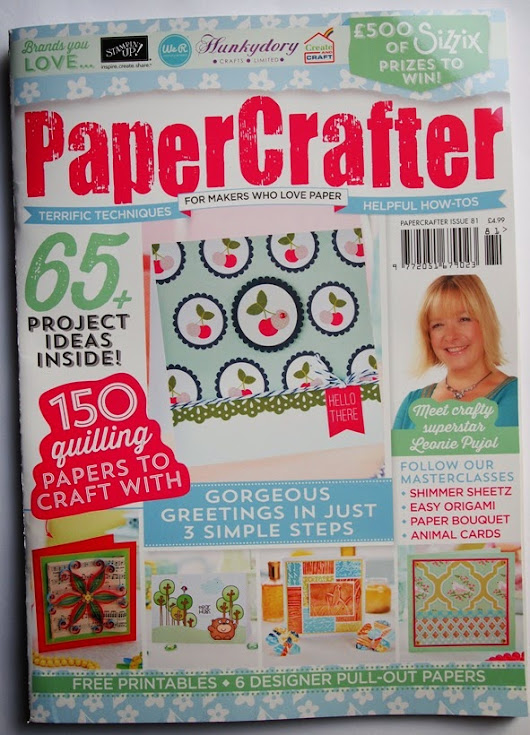 PaperCrafter Issue 81