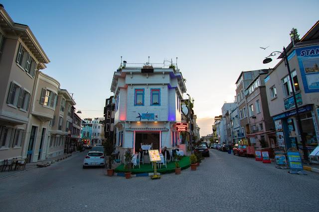 Ristorante La Romantica-Istanbul