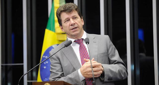 Senador Ivo Cassol assume Comissão de Agricultura no Senado