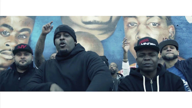 Video - Snyp Life ft. Sheek Louch – Oh No (Prod. by Pete Rock)