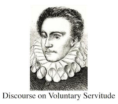 Resultat d'imatges de discurso de la servidumbre voluntaria pdf
