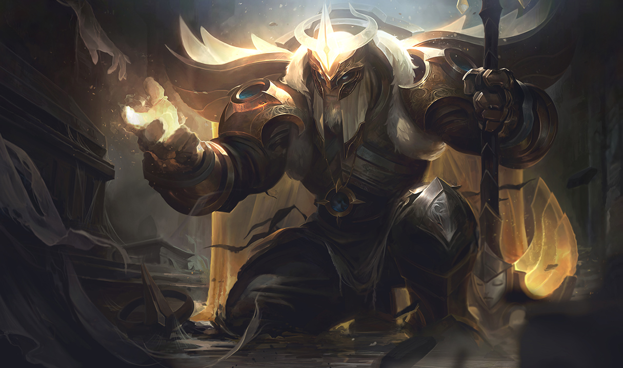 Arclight Yorick and why this is a bad move by Riot
