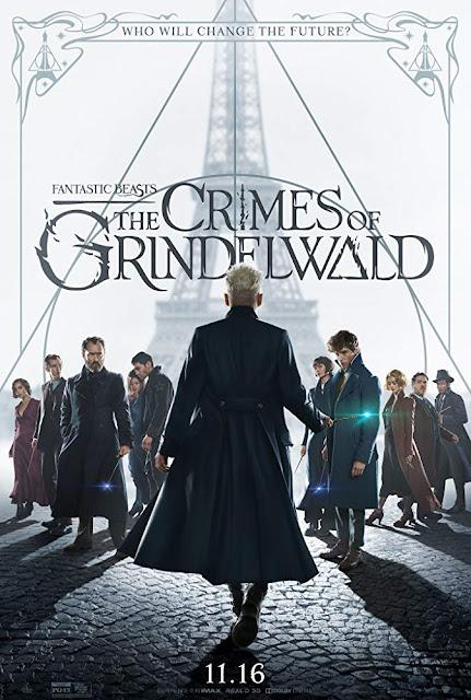 """Nie śpię, bo szukam Kredensa, czyli """"Fantastyczne zwierzęta. Zbrodnie Grindelwalda"""""""