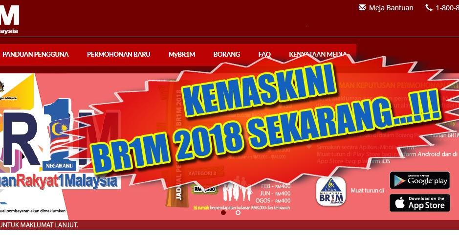 Bantuan rakyat 1malaysia br1m 2 0 online dating 4
