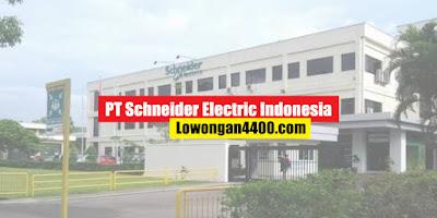 Lowongan Kerja PT. Schneider Electric Indonesia Cikarang Plant