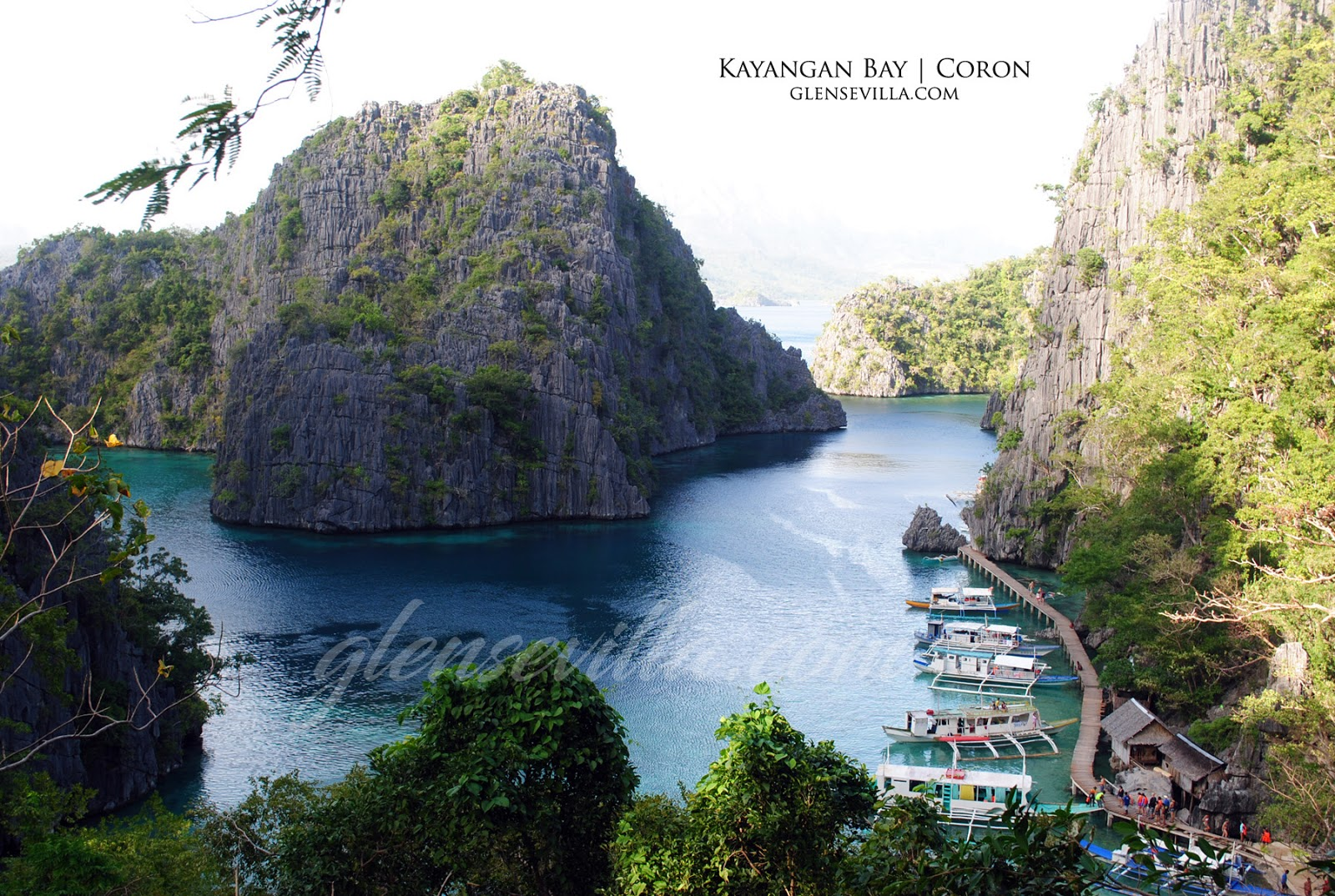 Kayangan Lake Coron Palawan
