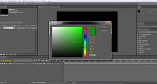 tutorial adobe after effect cs4 mengganti warna background composition