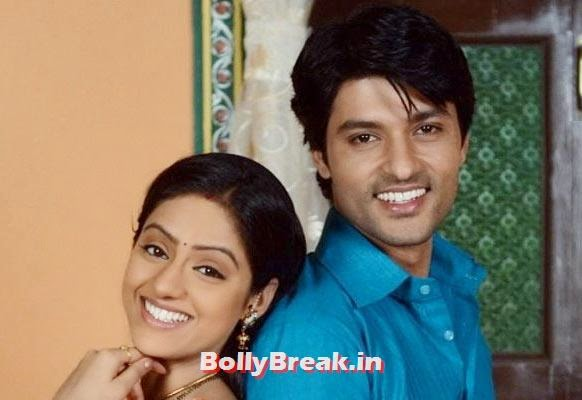 Deepika Singh and Anas Rashid in Diya Aur Baati Hum, Top 10 TV Shows 2014, Serials in Indian