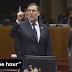 """Mariano Rajoy vuelve a hacer el ridículo en Europa: """"Bueno, one hour"""""""