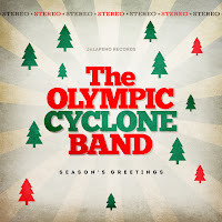 'Season's Greetings' by Olympic Cyclone Band