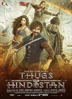 Thugs of Hindostan (2018) Hindi Movie Pre-DVDRip | 720p | 480p