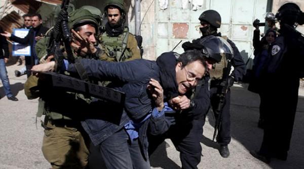 Ikut Aksi Pro-Palestina, 10 warga Israel di Tangkap