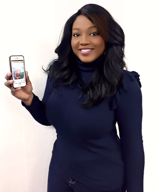 Vivian Ngwodo launched food app