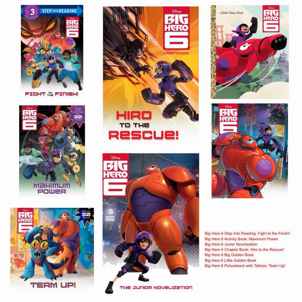 is big hero 6 available on dvd