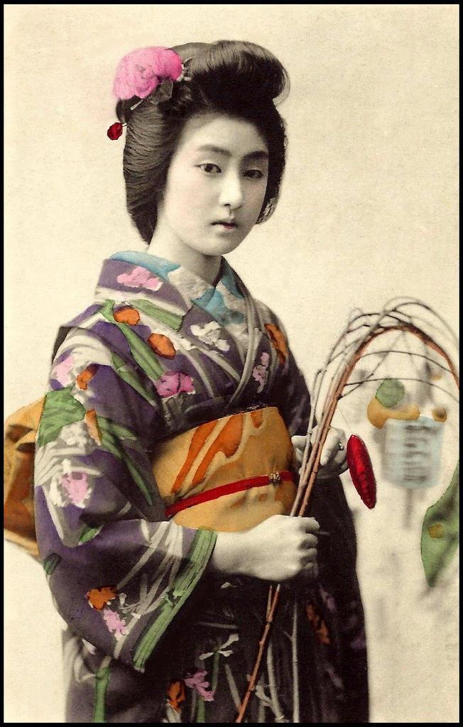 Oriental erotica art