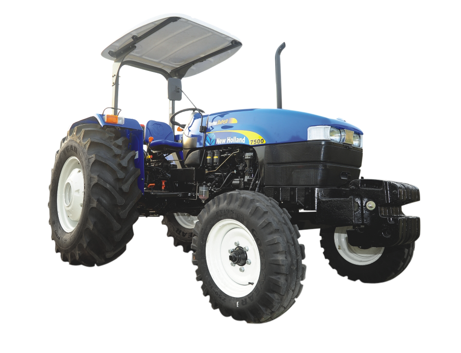 Tractorate New Holland 7500 Turbo Super