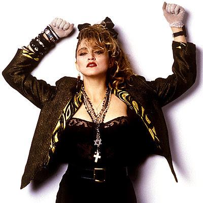 I would Kill for Fashion: Madonna