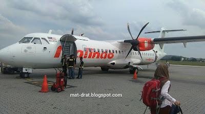 Malindo Subang Airport