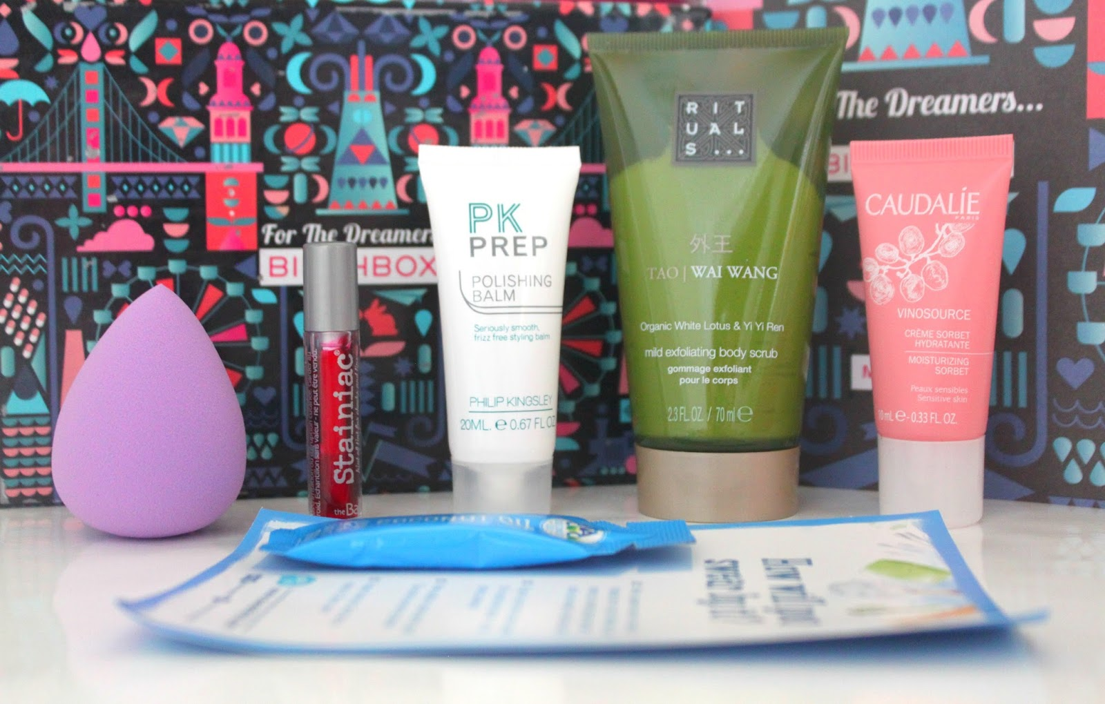 may 2016 birchbox review