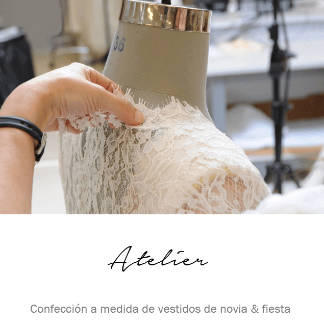 a5d4c61933 Vestidos de confeccion en Murcia - Alta Costura Nupcial - CRISTYANTH ...