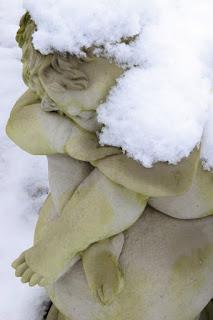 Snow Cherub