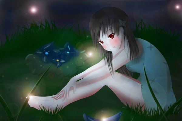 Annabel – Above your hand Sankarea: Undying Love Ending Song