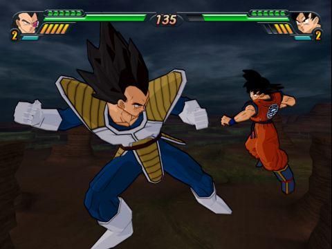 Dragon Ball Z Budokai Tenkaichi 3 PS2 GAME ISO Gameplay