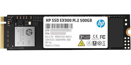 HP SSD EX900 500 GB