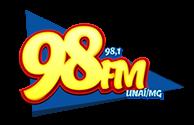 Rádio 98 FM - Unaí/MG