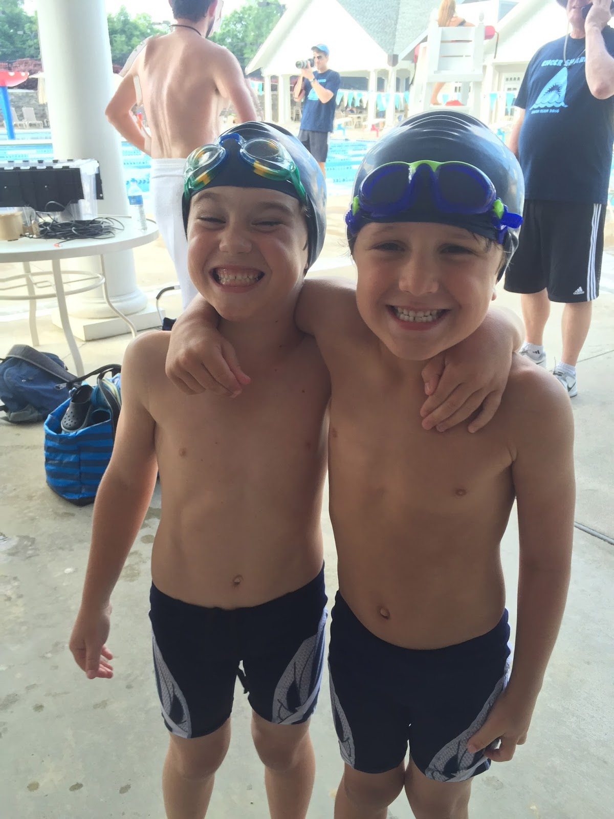 taq swim meet results richmond