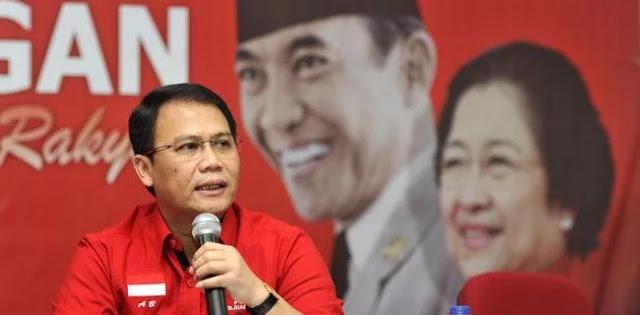 Priyo: PDIP Juara Korupsi, Tudingan Basarah Terpercik Muka Sendiri